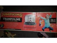 10ft trampoline - brand new