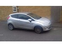 Ford Fiesta - Diesel/Manual. MOT just completed until May 2018 £7000 ONO
