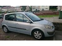 Renault Scenic 2004 for SWAP for automatic or SALE