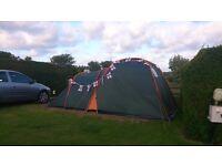 Regatta 4 man tent