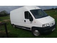 Man with van (big van) great price and fully insured. Sofa fridge freezer bed ikea house move hire