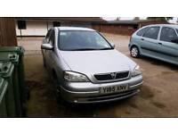 Vauxhall astra 1.6 16v, Y reg, 2001