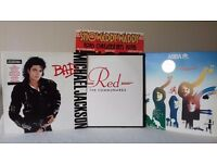 Michael Jackson, The Communards, Showaddywaddy and ABBA - 4 LPs