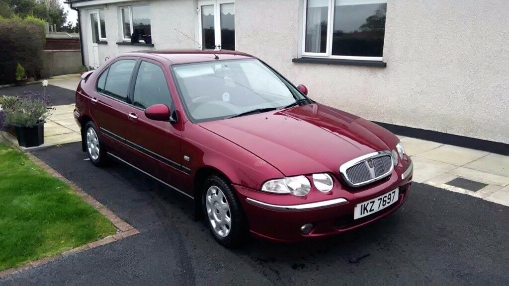 Rover 45 2002. 1.4 70000 miles. Mot17/09/18 new timing belt. New clutch