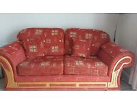 3 seater 2 available