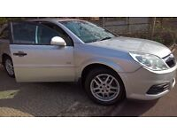 2008 Vauxhall Vectra Life For Sale