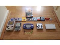 GAMEBOY COLLECTION | Selling Separately OR Discounted Bundle