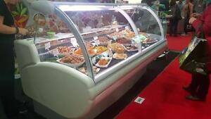 7 FEET DELI COOLER ( MADE IN ITALY )