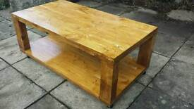coffee table, solidwood, unique, rustic