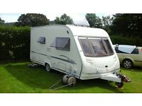 sterling Eccles diamond caravan