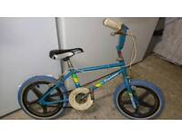Raleigh burner bmx mini old school vw scene, pit bike?