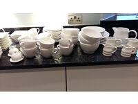 W.M Bartleet & Sons Porcelain dinner service.