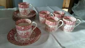 Antique China tea / coffee set
