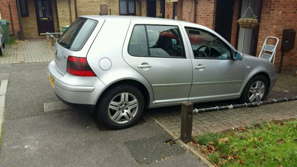 Mk4 Golf for sale .Al in excellent work in condition . Mileage a bit high