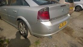 2006 Vauxhall Vectra 1.9CDTi SRi 150 Spares or Repairs