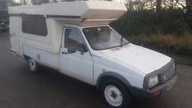 Citroen 1.8 Diesel Hylo Romahome Campervan, Camper C15 Van
