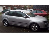 Ford Focus 2005 Model 1.6 Petrol Manual Non Runner - Possibly Battery or Immobiliser Fault