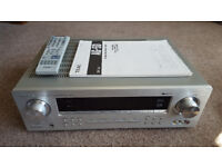 TEAC AG-5D Home Theatre Receiver (with remote & instruction manual)