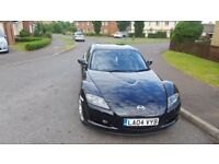 Very good condition Mazda RX-8 231PS, rotary engine, 12 Months MOT