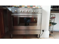 Delonghi Professional Gas Range Cooker
