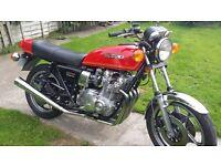 £2600 or px mint 1978 suzuki gs 750 come 4th outa 500 classic bikes