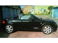 Audi, 2001, 1781 (cc) convertible