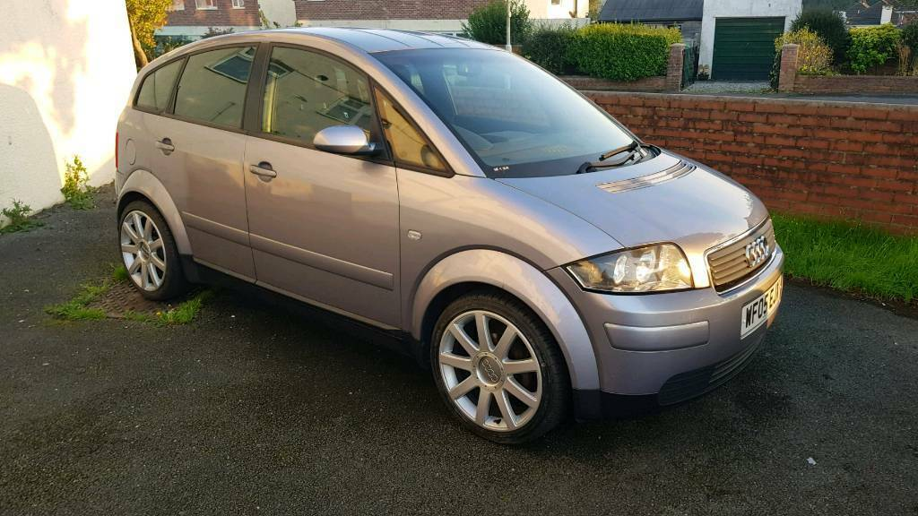 audi a2 1 4 tdi 90 sport in plymouth devon gumtree. Black Bedroom Furniture Sets. Home Design Ideas