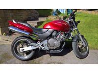 Honda Hornet 250cc, 1998, low mileage, excellent condition