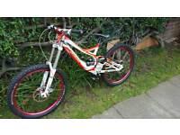 Specialized demo 8 2011 swap 125+ crosser