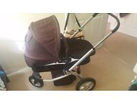 My 3 Mothercare pram/pushchair for sale!!!