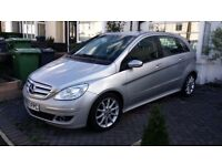 Mercedes B class B200 CDI Auto Leather