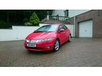 Honda Civic Sport i-CDTI MOT to June