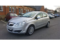 Vauxhall Corsa 2007 5 door ,Full Service history just serviced and full Mot ....bargain