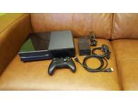 Xbox One 500gb glossy black