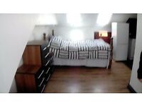 large modern self containd Studio flat to let in Wood Green own bathroom own kitchen some bills incl