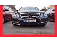 2011 Mercedes-Benz E Class 2.1 E250 CDI BlueEffi Avantgarde Edition 125 (start/stop) Low 39000 Miles