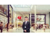 Security Guard | Luxury Retail