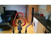 Working condition cross trainer