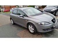 Seat Leon Sport 102, 5 Doors, 54,000 miles, Excellect Condition