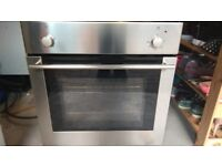 Diplomat built in oven