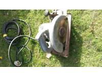 Old black n decker circular saw