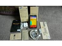 Samsung Galaxy note 3 32GB unlocked good used condition boxed
