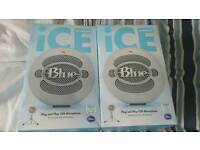Professional usb snowball mics Brand new and sealed only £45 each Collection linton thankyou