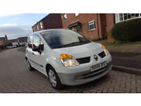 **SPARES OR REPAIRS** Modus 1.5Dci Authenique-Full service History Mot April, Cheap car. Drives well