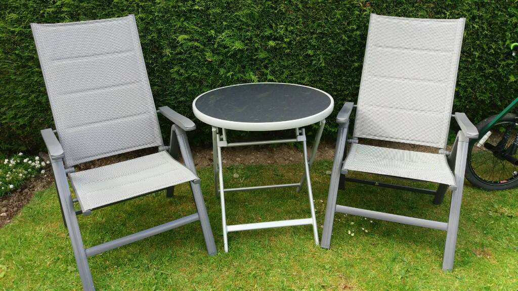Patio set in ripley derbyshire gumtree for Outdoor furniture gumtree