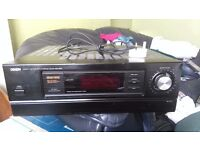 DENON amp for surround sound (also have speakers and projector listed seperately)
