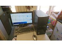 HP 110-352 QUADCORE WINDOWS 10 COMPUTER