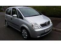LATE 2005 VAUXHALL MERIVA ENJOY 1.4 PETROL MPV MOT MAR 2017 GREAT DRIVER