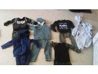 Boys 12 month bundle if clothes