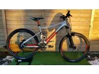 Brand new voodoo canzo mountain bike full suspension mountain bike hardtail